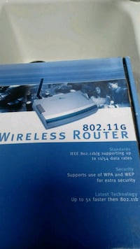 Airlink Wireless Router/w CD install discs