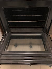 Two Frigidaire Stainless Steel Gas Range Ovens and Two Dishwashers