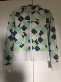 Lululemon zip up sweater size 6