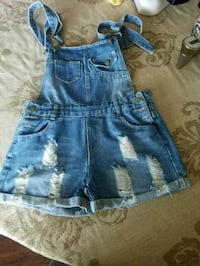 Jean overalls for her size M Vista
