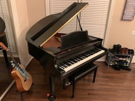 Kohler and Campbell Baby Grand Piano  KCG-450 Local Shipping Incl 4'9