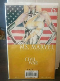 Ms Marvel #6 Goodlettsville, 37072