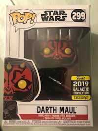 Funko Pop Darth Maul Palmdale, 93552