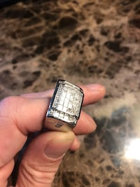 Platinum 3.78 CTW Diamond Ring Potomac, 20854