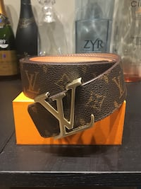 Louis Vuitton belt  Capitol Heights, 20743