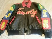 Classic Leather Looney Tunes Jacket