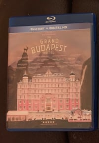 The Grand Budapest Hotel used BluRay  419 mi