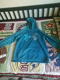 blue and white Under Armour jacket Olney, 20832