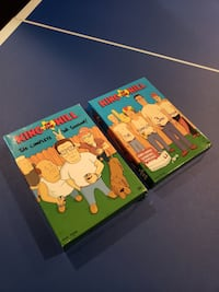 King Of The Hill Seasons 2&3