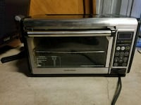 Hamilton beach set and forget toaster oven w conve Poughquag, 12570