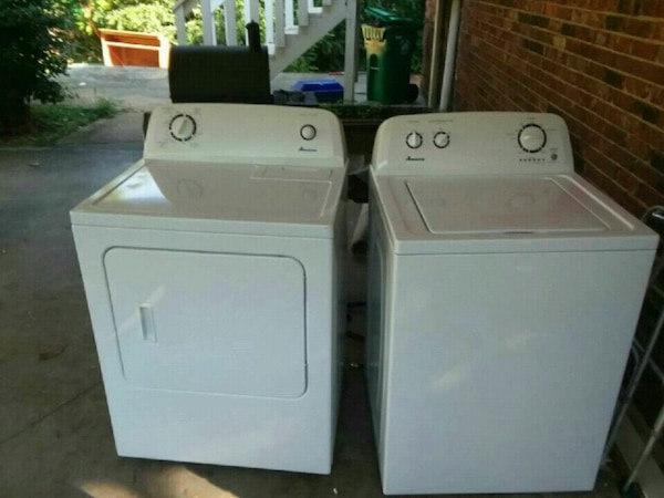 Amana Digital Washer And Dryer Set Will Deliver Ch