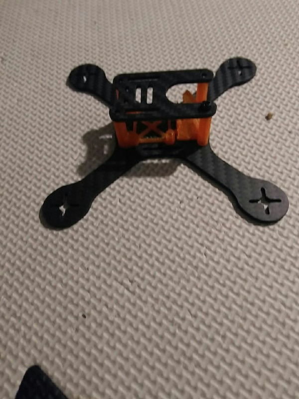 shuriken 3in drone frame  Detroit multirotor