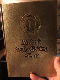 Riviera's Fifty Golden Years, Riviera Country Club 2262 mi