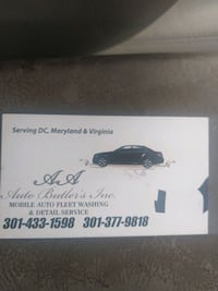 Mobile car detailing  [TL_HIDDEN]  Washington