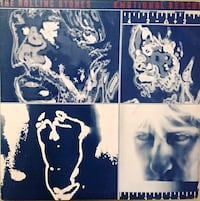 The Rolling Stones ‎– Emotional Rescue (Plak)