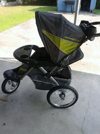 3 wheel stroller with mp3 player Houston, 77076