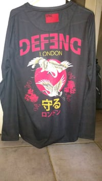 M DFND Long sleeve London, N5Y