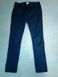 H&M Black skinny jeans size 12 Cary, 27518