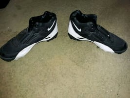 Nike air cleats