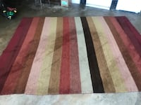 brown, white, and black area rug Mandeville, 70448