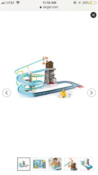 Paw Patrol Snow Rescue & Launch and Roll Lookout Tower with 9 cars New Lexington, 43764