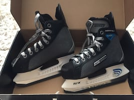 Bauer Supreme Pro Ice Skate (Size Youth 12)Excellent Condition