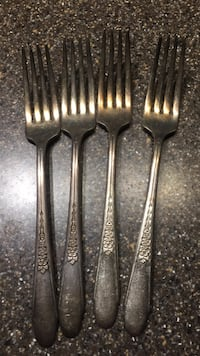 four silver forks St Albert, T8N 5W6