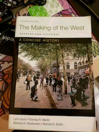 The Making of the West. History 101 Textbooks  Falls Church, 22046