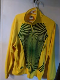 Brazil light Jacket from world cup 2010 Mississauga, L5B 1E1