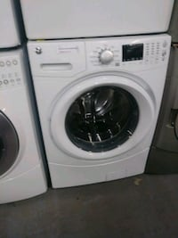 GE front load washer large capacity excellent.  Baltimore, 21223