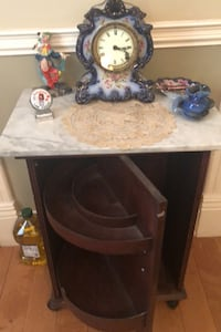 Bottle and glass cabinet with marble top Rockville, 20852