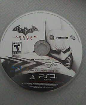 Batman Arkham City Sony PS3 game case, used for sale  Marco Island