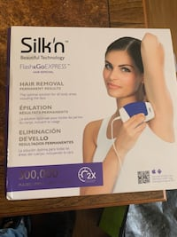 Hair removal 350 in store brand new in box not even open pick up in Guelph can meet in the surrounding areas