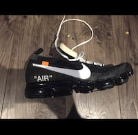 Nike Off White VaporMax Shoes