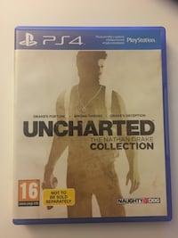 Ps4 Uncharted Collection  Çankaya, 06810