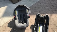 Baby's black and gray car seat carrier Toronto, M6H 2T1