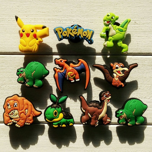 99b6b7bceff1 Used Pokemon shoes charms croc jibbitz for sale in Toronto - letgo