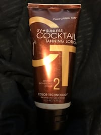 California Tan Cocktail Tanning Lotion 6oz Springfield, OH, USA