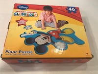 Mickey Mouse ClubHouse Floor Puzzle.  Fairfax, 22032