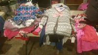 Sizes vary from 3t to 5t...let me know size Odessa