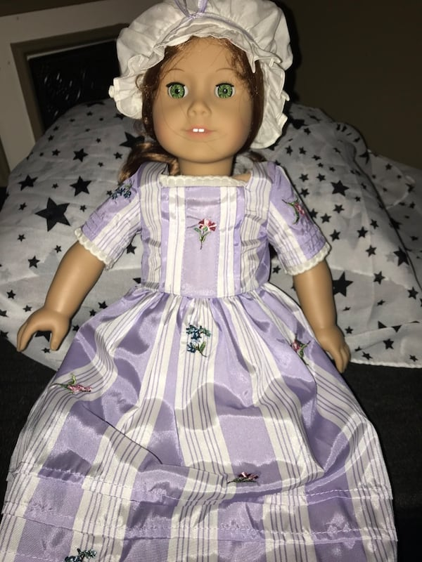American Girl Doll 8274ae47-eec4-49f2-ad94-3d1cce701683
