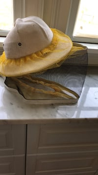 Beekeepers hat and partial veil Bowdon, 30108