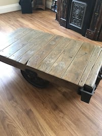 Lineberry fully refurbished industrial cart table Sharonville, 45241