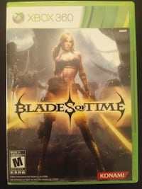 Blades of Time for Xbox 360 Vaughan, L4L