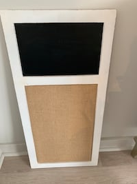 Cork Board with small Chalk board  Silver Spring, 20910