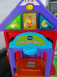 VTech Happy paws Playland, talking house,batteries not included, as is Las Vegas, 89121
