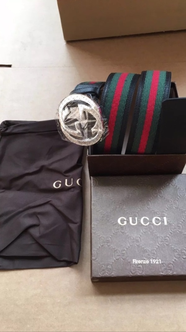 f4b7fe35ea2 Used GUCCI BELT FOR SALE for sale in Alexandria - letgo