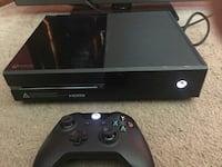 XBOX ONE with 1TB Hard Drive