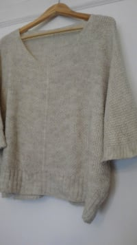 Jersey beige Made in Italy Sant Celoni