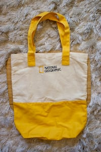 National Geographic tote bag Paris, 75012